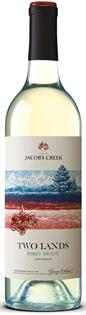 Jacob's Creek Pinot Grigio Two Lands 2015 750ml